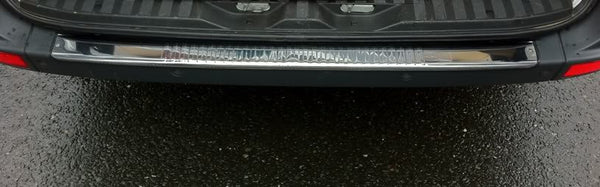 Sprinter chrome rear bumper trim