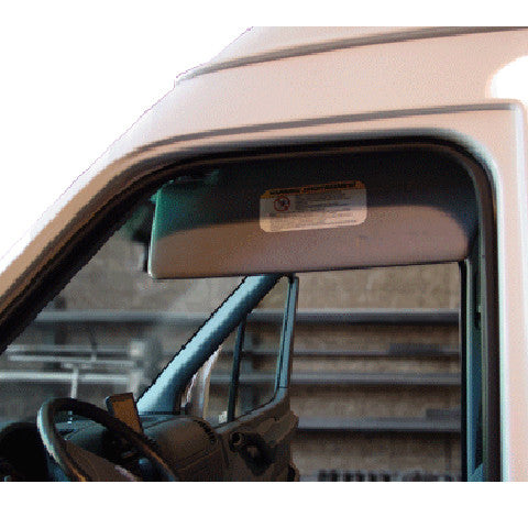 Dodge Sprinter sun visor bracket