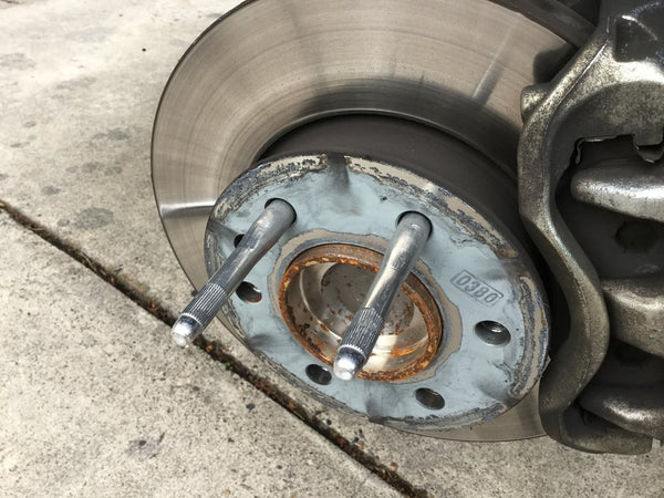 Sprinter Van Tire Alignment Stud Pair