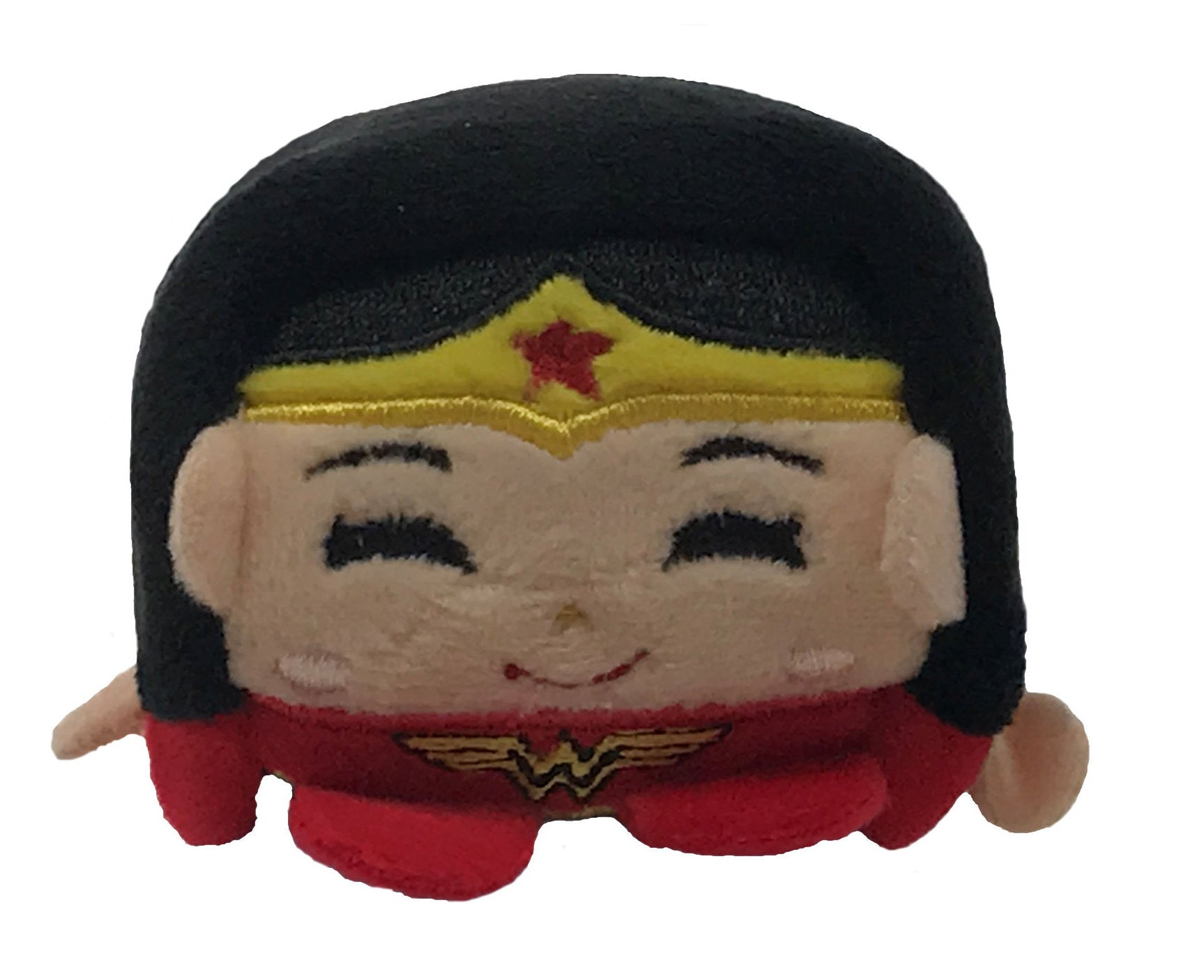 "DC Comics  Wish Factory Kawaii Cubes Series 1 Wonder Woman 2/"" Plush Figure"