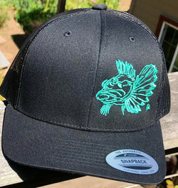 Cabezon cap by Leighton Blackwell