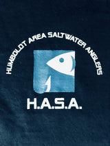 Mens HASA Halibut shirt