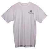 Sale Mens Old School Logo Tee - white