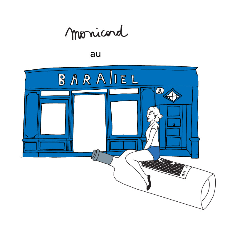 Monicord x Barallel - Toulouse wine tasting event April 5th 2018