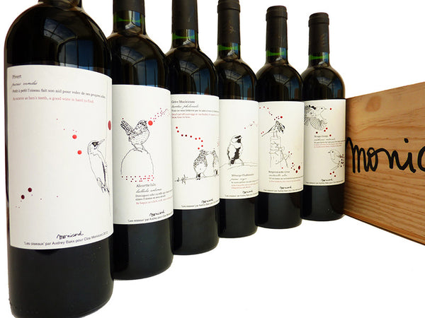 Clos Monicord 2012 wooden case - 6 bottles