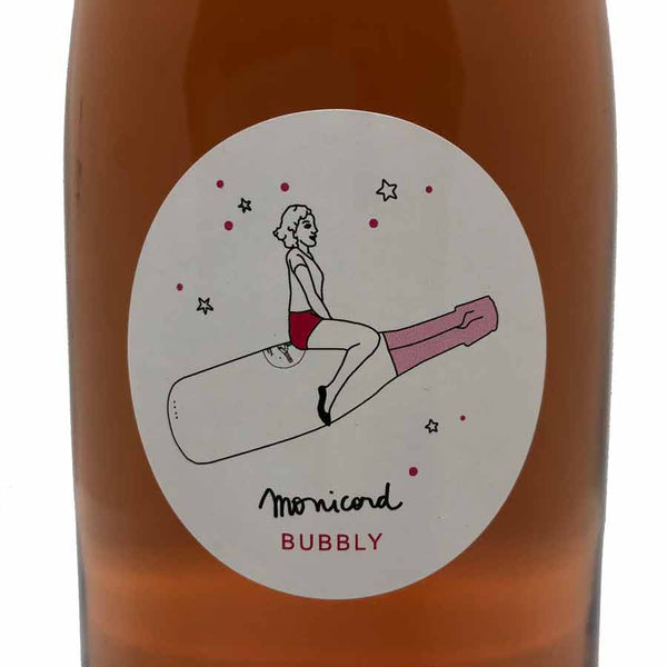 Bubbly Rosé Brut de Monicord