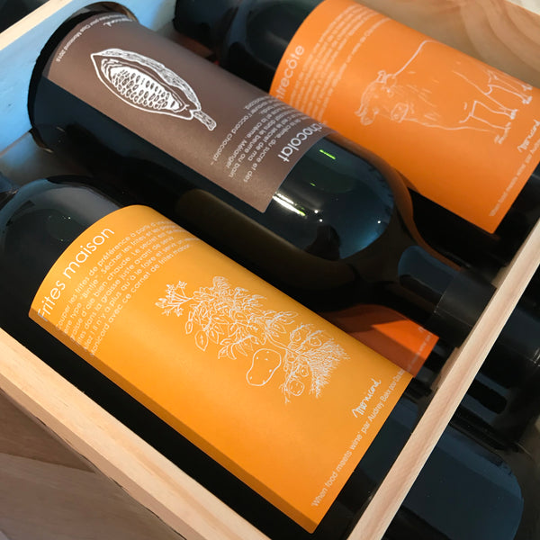 Clos Monicord 2015 wooden case - 6 bottles