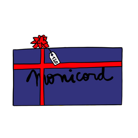 €120 - Indigo Monicord Gift Card