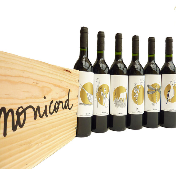 Clos Monicord 2011 wooden case - 6 bottles