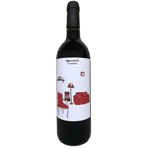 Carmine de Monicord 2014