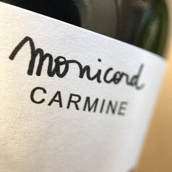 Carmine de Monicord 2017