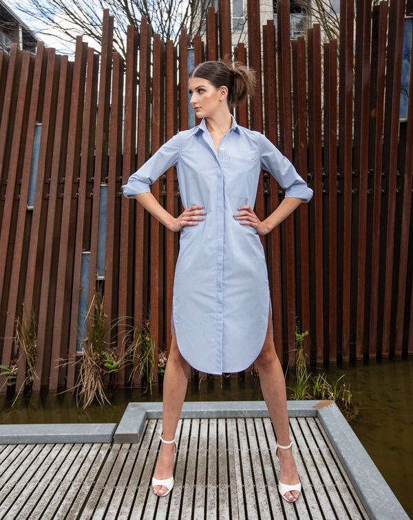 Wassily Shirt Dress, by System of Motion