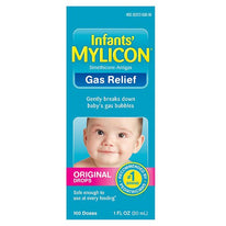 Mylicon Infant Drops Anti-Gas Relief Original Formula, 1.2  Ounce 120 Doses