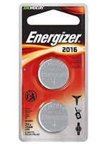 Energizer CR2016 Coin Cell 2-Pack