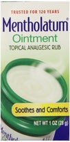 Mentholatum Oinment Topical Analgesic Aromatic Vapors 1 Ounce