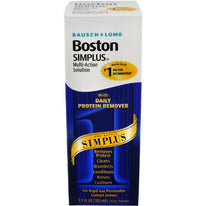 Boston Simplus Multi-action Solution 3.5 Ounce