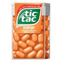 Tic Tac Orange 1 Ounce Each