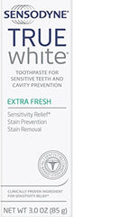 Sensodyne True White Toothpaste EXTRA FRESH 3 Ounce   85g