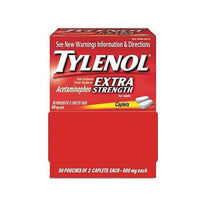 Tylenol Extra Strength Pain Reliever, Acetaminophen 500mg