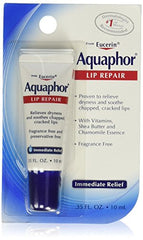 Aquaphor Lip Repair 0.35 Ounce Each
