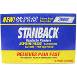 Stanback Headache Powders 50 Count Each