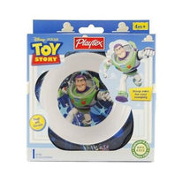 Playtex Toy Story BowlSteep sides for easy scooping BPA Free Designs May Vary