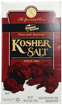 Diamond Crystal Pure and Natural Kosher Salt 48 Ounce