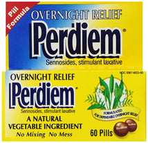 Perdiem Pills Overnight Relief 60 Each