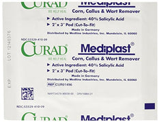 Medline CURAD Mediplast Wart Pads, 1 Each