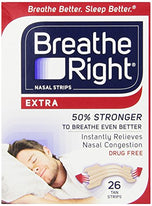 Breathe Right Nasal Strips Extra 26