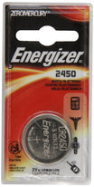Energizer CR2450 ECR2450 CR 2450 3V Lithium Coin Cell Button Battery