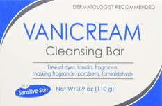 Vanicream Cleansing Bar - 3.9 Ounce Each