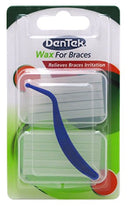 DenTek Wax For Braces 1 Each