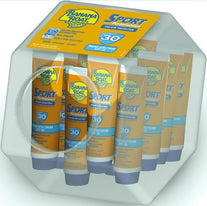 Banana Boat Sport Sunscreen Lotion 30 SPF 1 Ounce Fishbowl 24 count each