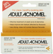 Adult Acnomel Tinted Cream Acne Medication - 1.30  Ounce (36 g)