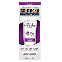 Gold Bond Ultimate Firming Neck & Chest Cream 2  Ounce Each