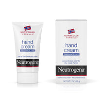 Neutrogena Hand Cream Norwegian Formula Fragrance Free for Chapped Skin 2 Ounce