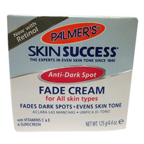 Palmer's Skin Success Anti-Dark Spot Fade Cream, 4.4  Ounce Each