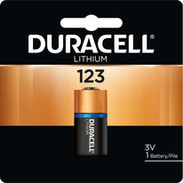 Duracell DL123ABU 3V Ultra Lithium Photo Battery