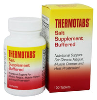 Thermotabs Salt Supplement Buffered Tablets 100 ea