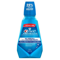 Crest Pro-Health Oral Rinse Refreshing Clean Mint 250 mL