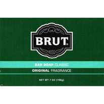 Brut Classic Original Fragrance Two 3.5 Ounce Bars 1 Each