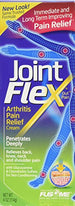 JointFlex Pain Relieving Cream 4 Ounce Each