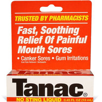 Tanac No Sting Liquid 0.45 Ounce