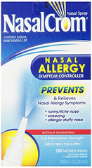 Nasal Crom Nasal Allergy Symptom Controller Spray .88 fl  Ounce Each