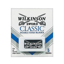 Wilkinson Sword Double Edge BladesFits All Double Edge Razors 5 Blades