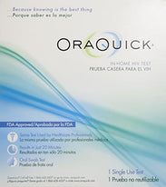 Orasure OraQuick Advanced HIV-1 and HIV-2 Home Test Kit FDA Approved