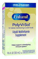 Enfamil Poly-Vi-Sol Vitamin Drops - 50 ML
