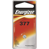 Energizer CR377 1.55Vcc Silver Oxide Battery