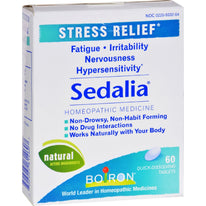Boiron Sedalia Stress - 60 Tablets Each